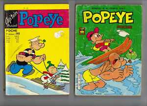 pocket book popeye