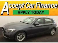 BMW 116 1.6TD Sports Hatch 1595cc 2012MY d EfficientDynamics FROM £51 PER WEEK !