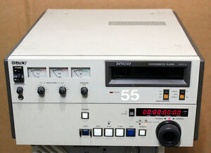Sony Betacam Playback BVW 10