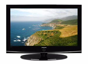 "Samsung 50"" Plasma HD-Flat Screen"