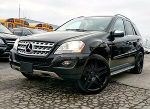 2010 MERCEDES-BENZ ML350 AMG STYLING|ACCIDENT FREE|WARRANTY|