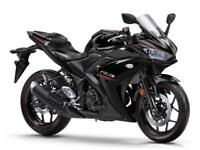 New 2018 Yamaha YZF-R3 ABS Supersport - A2 Complient 35kw - **0% HP or PCP**
