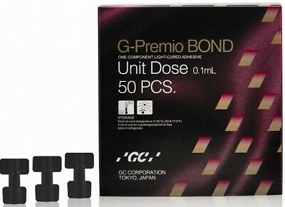 G-premio Bond One Component Light-cured Adhesive Unit Dose 0.1 Ml Only 10 Pcs