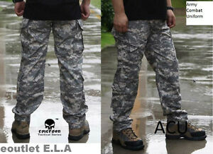 Army Pants Camo Loi 3 paintball paint ball  pantalons airsoft West Island Greater Montréal image 9