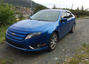 2012 Ford Fusion SEL AWD V6