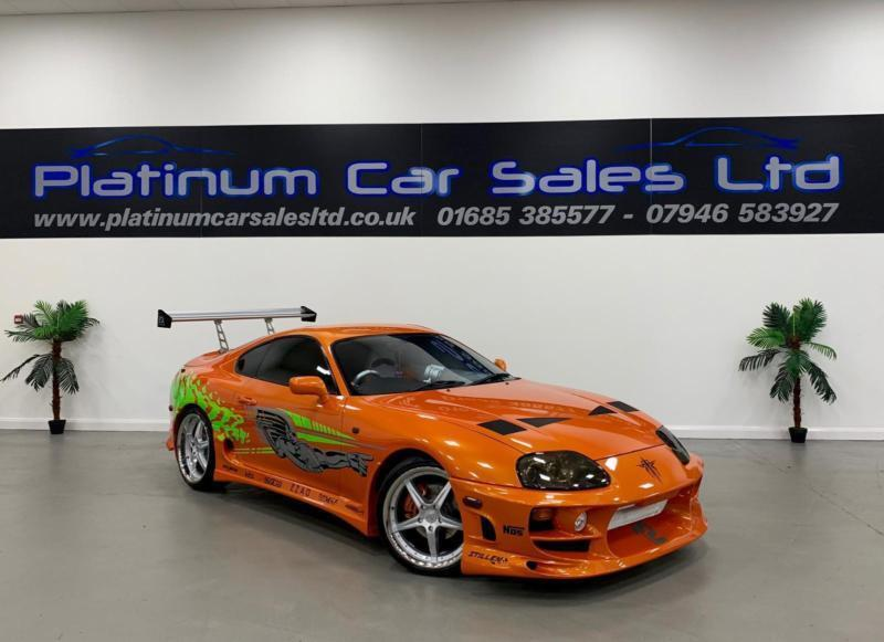 1994 toyota supra 2jz the fast and the furious coupe. Black Bedroom Furniture Sets. Home Design Ideas