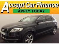 Audi Q7 FROM £83 PER WEEK!