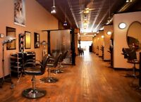 Experienced, Licensed Hairstylist Needed