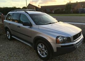 Volvo XC90, AWD, 7 Seats, Diesel, Automatic 105500 miles