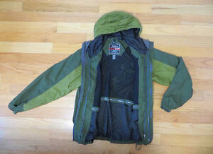 Eddie Bauer 3in1 with 800 fill puff jacket Belleville Belleville Area image 6
