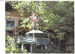 COTTAGE FOR RENT, LANG LAKE, BETWEEN ESPANOLA & MANITOULIN