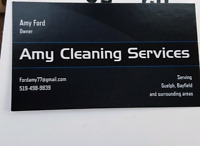 Amy's cleaning services