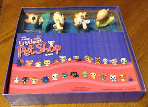 LITTLEST PET SHOP BOARD GAME 4 PET SHOP INCLUDED Gatineau Ottawa / Gatineau Area image 4