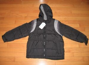 Boys Winter Jackets (Sizes 6, 7, 8 and 10)