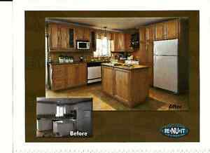 KITCHEN CABINET REFACING Peterborough Peterborough Area image 2