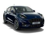 2020 Ford Puma ST-Line Vignale EcoBoost Hybrid (mHEV) 115 kW (155 Hatchback Hybr