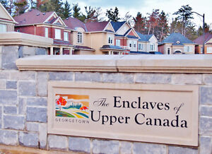 * * Enclaves of Upper Canada for Sale * * Georgetown