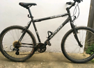 "Specialized Hardrock cromo Bike. 21"" Large size. 26"" wheels. Working"