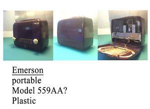 Antique Radios -  Lot of 2