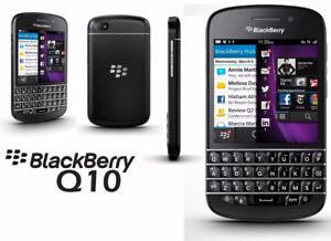 BlackBerry Q10 16 Go Bell/Virgin