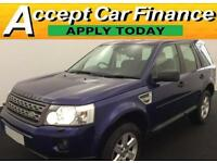 Land Rover Freelander 2 2.2Td4 FROM £59 PER WEEK !