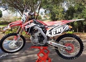 2014 CRF250R HONDA 4 STROKE EXCEL CONDITION Toowoomba Toowoomba City Preview