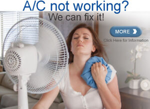 ON YOUR WAY HOME TO SEE YOUR WIFE AND A/C NOT WORKING?