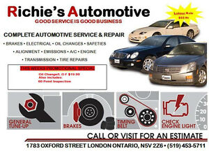 PROMOTION!! ONLY $20 FOR A TIRE ROTATION!! London Ontario image 2