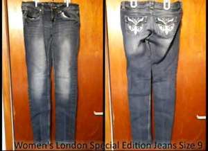 Womens London Special Edition Jean's Size 9
