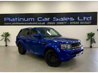 2010 Land Rover Range Rover Sport TDV8 SPORT HSE COSWORTH Auto Estate Diesel Aut