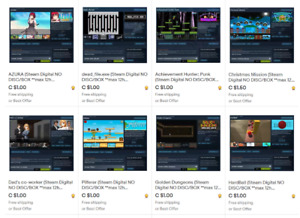 jeux steam games key