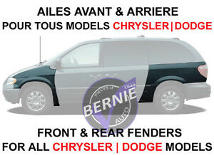 DODGE FRONT REAR BUMPER PARE CHOC AVANT ARRIERE LOW PRICE City of Montréal Greater Montréal image 5