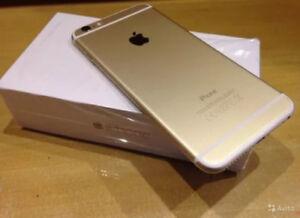 APPLE IPHONE 6 PLUS 64GB GOLD FACTORY UNLOCK