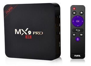 Brand new MX9 PRO Android TV Box Amlogic RK3229 2GB/16GB 4K