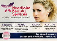 Beauty Services For Ladies Only