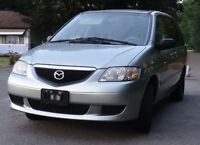 2002 Mazda MPV Wagon very great condition