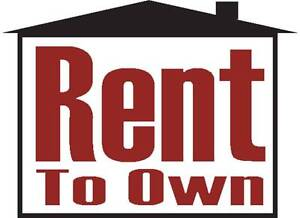 Rent to Own Opportunity Available!