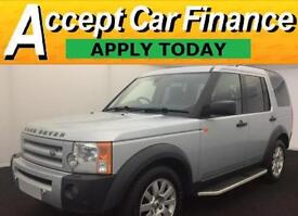 Land Rover Discovery 3 2.7TD V6 auto 2007MY SE FROM £46 PER WEEK!