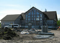 STUCCO/STONE CONTRACTOR-WINNIPEG AND SURROUNDING AREAS