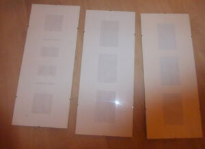 3 IKEA Clips collage frames $ 5 for all