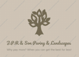 Gardener and Landscaper Driveways and Paving