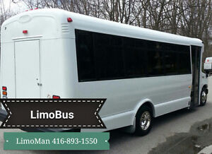 Stretch Limo, Stretch SUV, Hummer Limo, Limo Bus Custom Packages