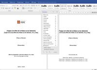 Mise en page de thèse ou de mémoire