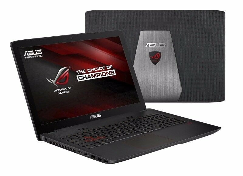 Asus ROG GL552VW Gaming Laptop New with box, back pack and gaming head set