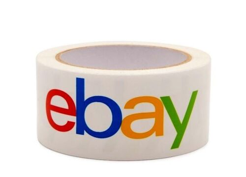 1 ROLL EBAY PROFESSIONAL PACKING TAPE 75 Yards x 2 Inch