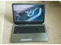 HP 250 Laptop, Core i3-4th gen, 4gb ram, 500gb hdd, webcam