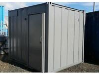 Portable Cabin Portable Office Site Office Portable Building Welfare Unit Shipping Container