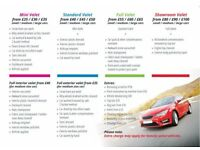 RR Mobile Car Valeting Edinburgh & Lothians
