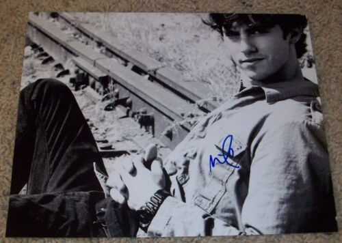 MILO VENTIMIGLIA SIGNED AUTOGRAPH THIS IS US HEROES GOTHAM 8x10 PHOTO w/PROOF