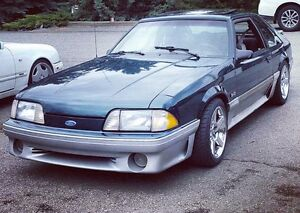 1991 Mustang gt (foxbody)